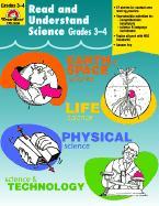 Read & Understand Science, Grades 3-4 - Cheney, Martha; Evan-Moor Educational Publishers