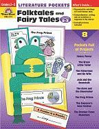 Literature Pockets, Folk Tales and Fairy Tales, Grades 2-3 - Evan-Moor Educational Publishers; Moore, Jo Ellen