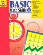 Basic Math Skills Grade 5 - Tuttle, Wes