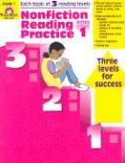 Nonfiction Reading Practice Grade 1 - Scraper, Katherine