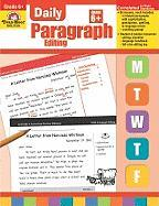 Daily Paragraph Editing, Grade 6 - Foster, Ruth; Evan-Moor Educational Publishers