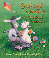 Goat and Donkey and the Great Outdoors - Puttock, Simon; Julian, Russell