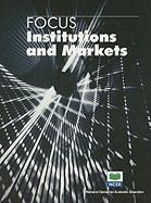 Institutions and Markets - Leet, Don R.; Odorzynski, Sandra J.; Suiter, Mary C.