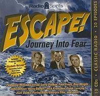 Escape!: Journey Into Fear - Conrad, William; Dobkin, Larry; Frees, Paul
