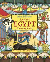 Ralph Masiello's Ancient Egypt Drawing Book - Masiello, Ralph
