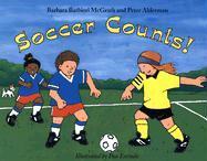 Soccer Counts! - McGrath, Barbara Barbieri; Alderman, Peter