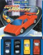 Super Speeders with Toy