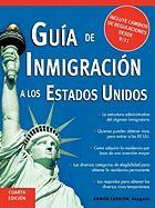 Guia de Inmigracion A los Estados Unidos = U.S.A. Immigration Guide - Carrion, Ramon