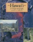 Hawaii a Unique Geography - Morgan, Joseph R.