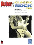 Guitar One Presents Classic Rock Tab