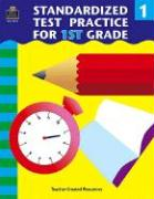 Standardized Test Practice for 1st Grade - Shields, Charles J.