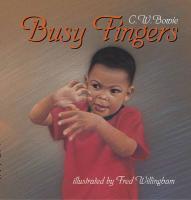 Busy Fingers - Bowie, C. W.