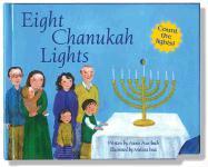Eight Chanukah Lights - Auerbach, Annie