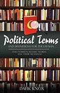 Political Terms - Knox, Warren B. Dahk