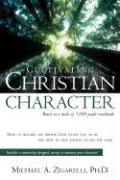 Cultivating Christian Character - Zigarelli, Michael A.