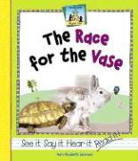 The Race for the Vase - Salzmann, Mary Elizabeth