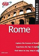 AAA Essential Rome - Shaw, Jane