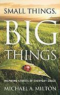 Small Things, Big Things: Inspiring Stories of Everyday Grace - Milton, Michael A.