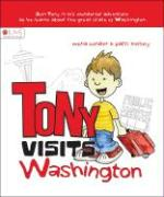 Tony Visits Washington - Conder, Mona; Kelsey, Patti