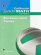 California Saxon Math, Intermediate 6 Performance Tasks - Hake, Stephen