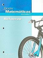 Saxon Matematicas, Intermedias 3 Refuerzo - Hake, Stephen