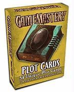 Gamemastery Plot Twist Cards - Stephens, Lisa