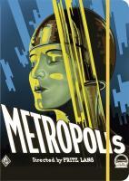 METROPOLIS LIBRETA 16 X 22
