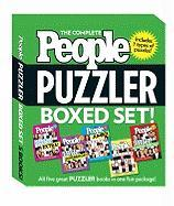 The Complete People Puzzler Boxed Set - Editors, Of People