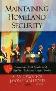 Maintaining Homeland Security
