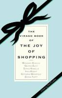 Virago Book of the Joy of Shopping - Foulston, Jill