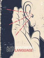 Deep Language - Sondheim, Alan