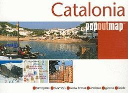 Catalonia Popout Map