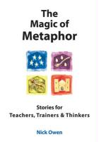 The Magic of Metaphor Audiobook: Stories for Teachers, Trainers & Thinkers