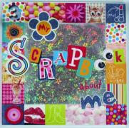 My Scrapbook About Me - Horne, Jane