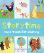 Storytime: First Tales for Sharing - Blackstone, Stella
