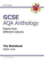 GCSE English AQA Anthology Workbook Higher - Parsons, Richard