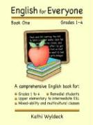 English for Everyone - Book 1 - Wyldeck, Kathi
