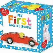 Little Library: My First Box of Books - Bicknell, Joanna; Make Believe Ideas, Ltd.