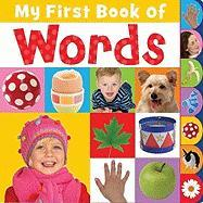 My First Book of Words - Bicknell, Joanna