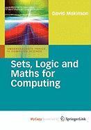Sets, Logic and Maths for Computing - Makinson, David