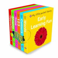 Early Learning Fun Pocket Library - Priddy, Roger