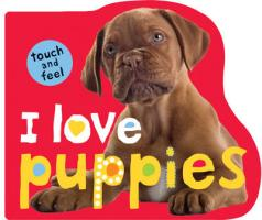 I Love Puppies - Priddy, Roger