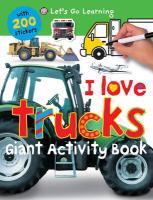 I Love Trucks - Priddy, Roger