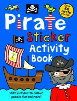 Pirate Sticker Activity Book - Priddy, Roger