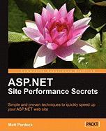 ASP.NET Site Performance Secrets (English Edition)