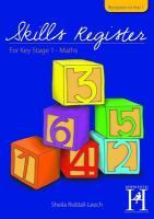 Skills Register for KS1 - Riddall-Leech, Sheila