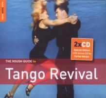 Rough Guide: Tango Revival (+ - Diverse Tango