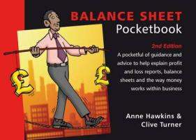 Balance Sheet Pocketbook - Hawkins, Anne