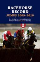 Racehorse Record Jumps - Rumney, Ashley