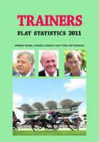 Trainers Flat Statistics - Brown, Mark